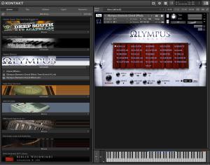 Olympus Elements 4,05 GB ( Efeitos de Vozes )