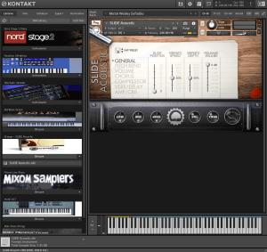 Orange - Slide Acoustic 1,47 GB ( Violão com Slide para Blues e Country )