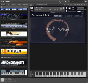 Orange Tree Samples Passion Flute 1,26 GB ( Flauta )