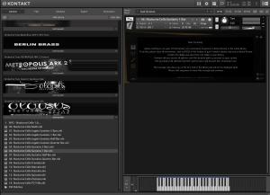 Orchestral Tools Soloists II Nocturne Cello 3,05 GB ( Cello )