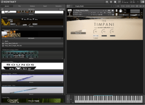 Orchestral Tools - The Timpani 6,74 GB ( Timpanos )