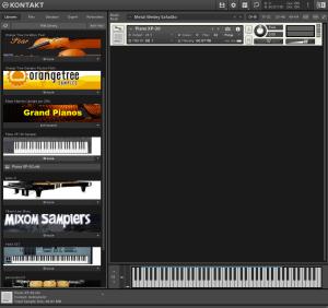 Piano XP-30 Samples 65,1 MB ( Piano )