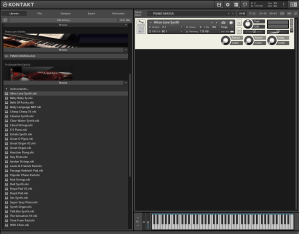 ProSoundz Red Lipstick 5,95 GB ( Pianos digitais e Pads )
