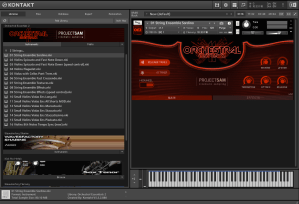 ProjectSam - Orchestral Essentials 2 v1.2 10,55 GB ( Orchestral )