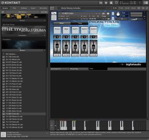 Prometheus 2,24 GB ( Synth )