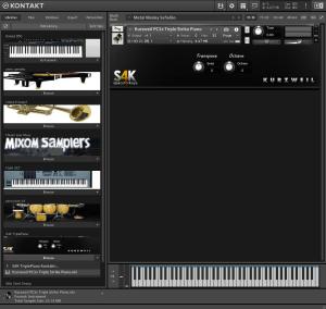 S4K TriplePiano 25,7 MB ( Piano )