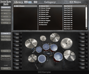 Steven Slate Drums 10,01 GB