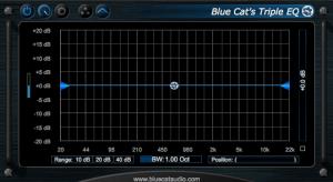 Blue Cats Triple EQ