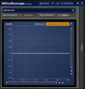 MeldaProduction MOscilloscope