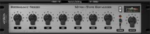 Nomad Factory Retro Music-Tone