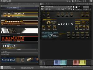 APOLLO Cinematic Guitars 14,33 GB ( Guitarras ) ( 32 Bits )
