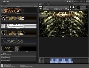 Big.Fish.Audio.Virtual.Instrument.Division.Goth 5.48 GB ( Guitarras ) ( 32 Bits )