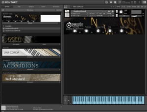 Acoustic Samples - Academic Grand 3,03 GB ( Piano ) ( 32 Bits )