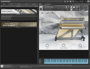 Native Instruments - Una Corda 10,72 GB ( Piano ) ( 64 BIts )