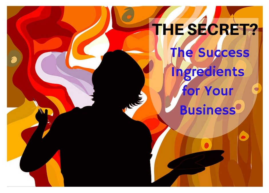 "Entrepreneurs, Businesses, Leaders…STOP…The Real ""Secret"""