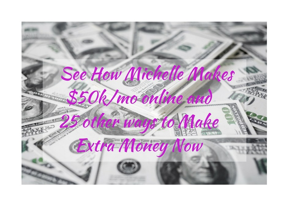 Make Extra Money – 25 Ways To Get Started