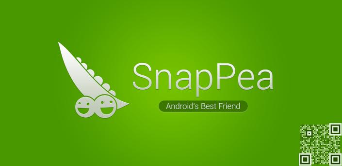 Gérer votre smartphone Android avec SnapPea