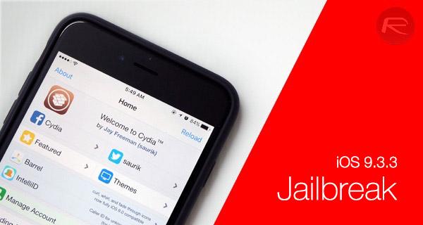Faire un jailbreak pour iOS 9.3.3 sans ordinateur ?