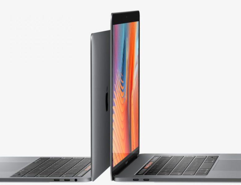 Le nouveau Macbook Pro est là