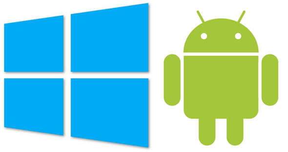 Android et Windows