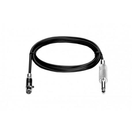 Câble Jack Guitare / Mini xlr AKG