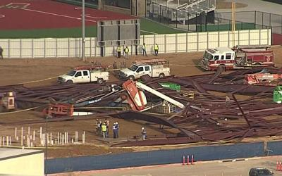 Engineering Expert Witness on the Argyle School Structure Collapse