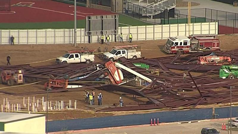 engineering expert witness on Argyle collapse