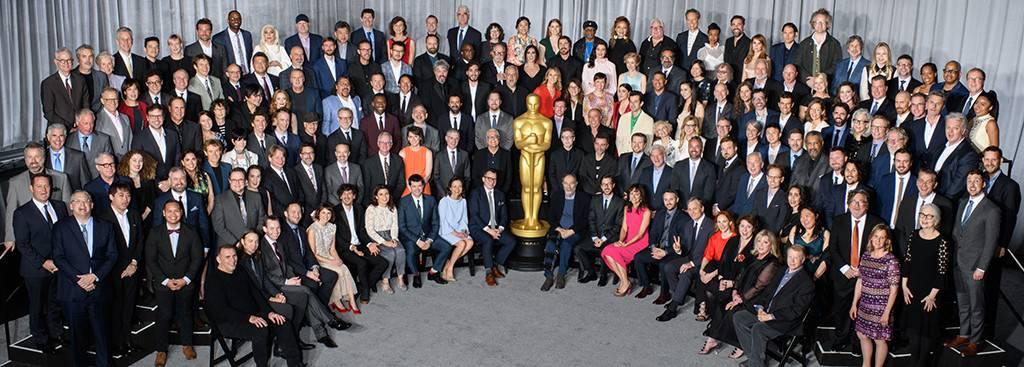 Todos los nominados a los Oscars 2019 en una sola foto