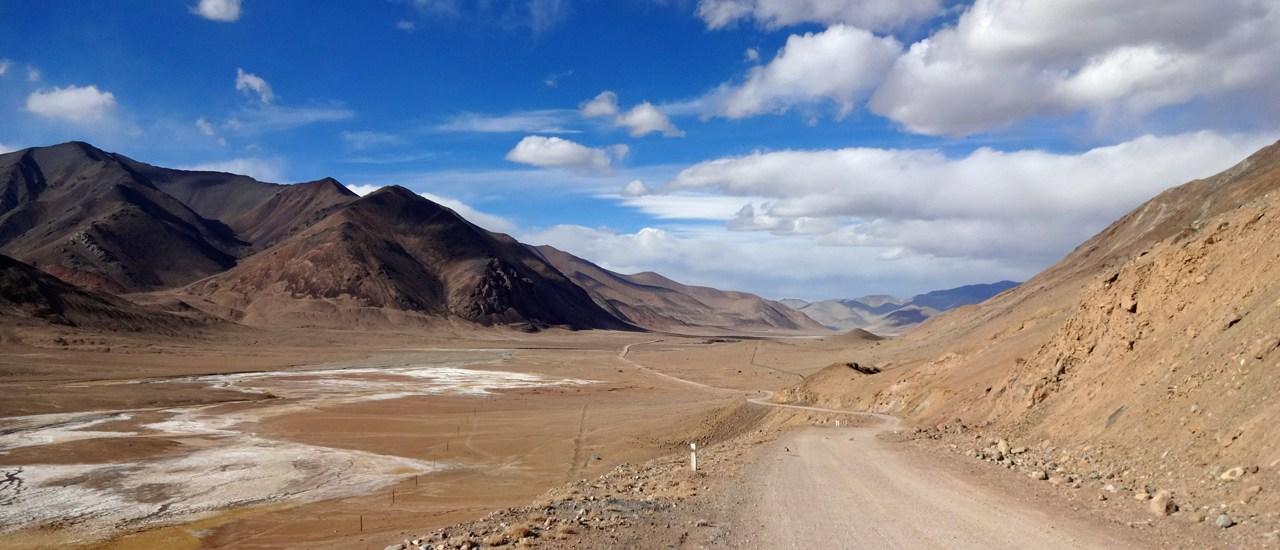 Pamir Highway und Wakhan Valley