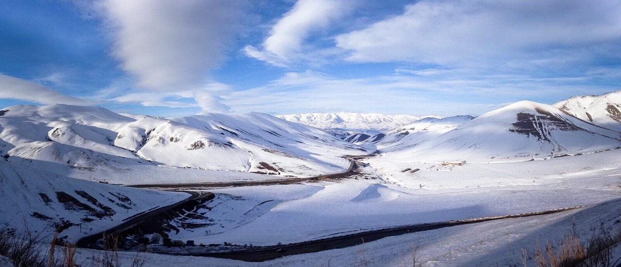 Armenien im Winter
