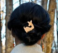 Deer Hair Comb