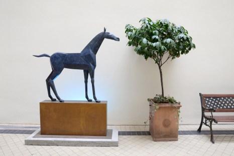 Hotel Meyers, Pferd