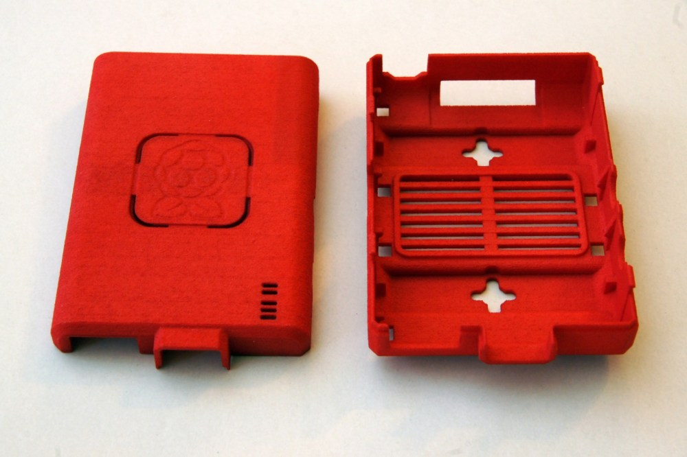Raspberry Pi CASE 1.0 RELEASED! (1/6)