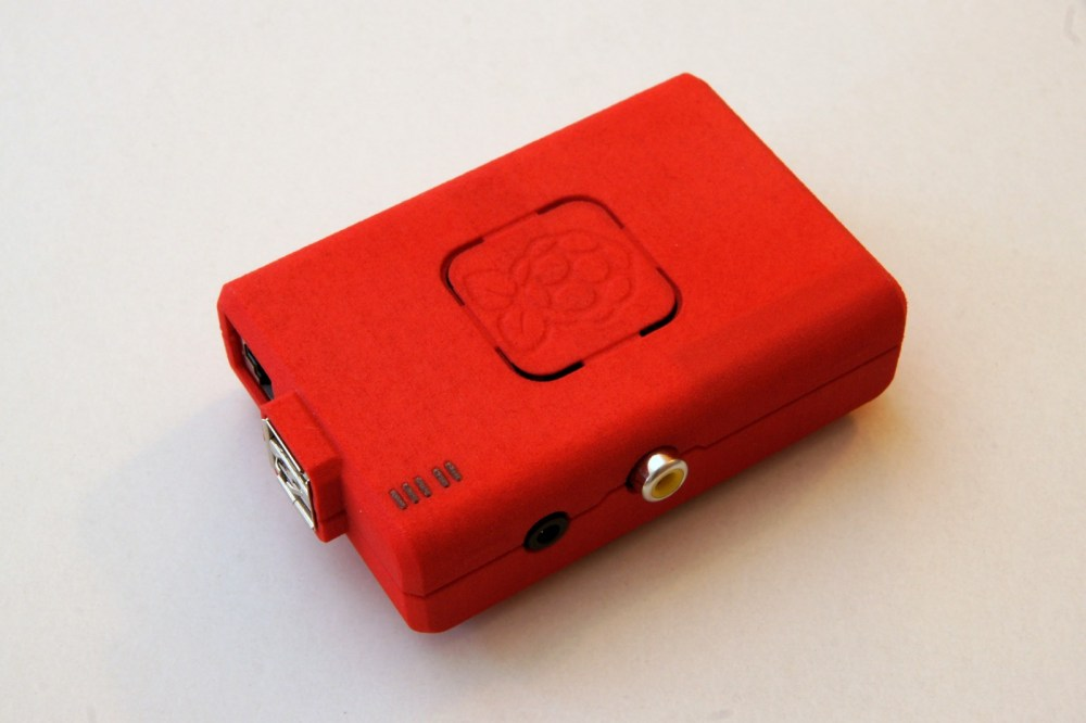 Raspberry Pi CASE 1.0 RELEASED! (4/6)