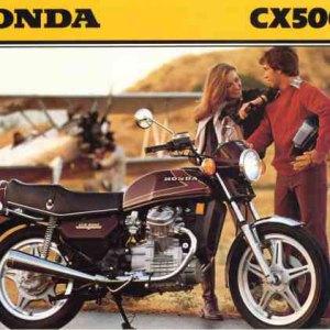 CX500