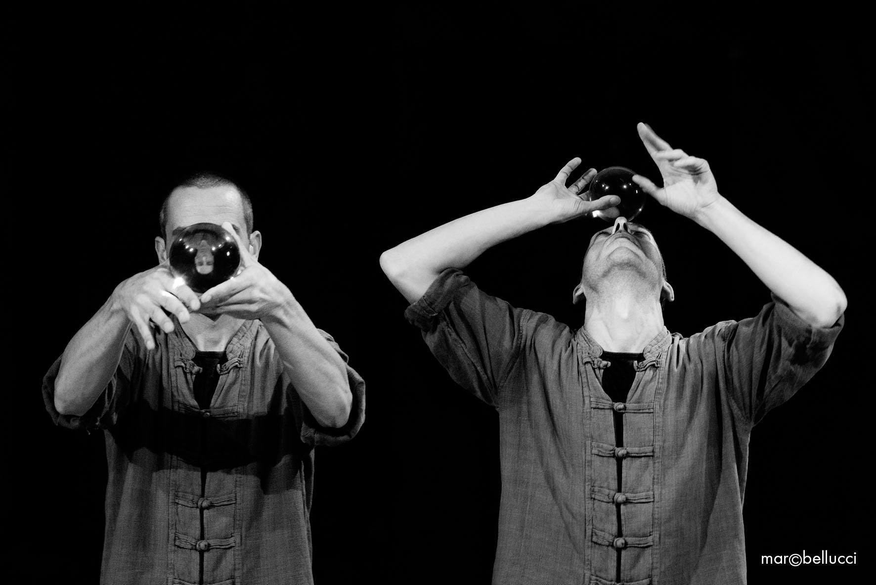 Naufraghi – Le prove e il backstage