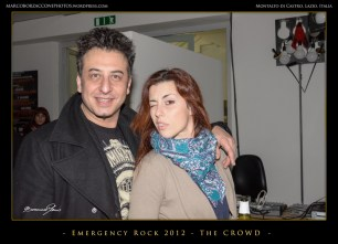 Giulia Stefani (Ravenscry) and Gianluca Mastrangelo