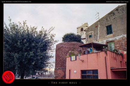 The First Roll