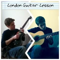 London Guitar Lesson - London Guitar Tuition - London Guitar Teacher - Guitar Academy in London - Electric, Acoustic, Classical Guitar Lesson Kilburn - Kensington - Central London