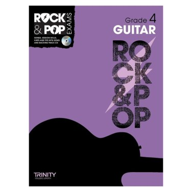 Rock & Pop Trinity College Guitar Exam in London with Marco Cirillo