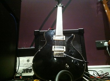 Electric Guitar Lesson in London with Marco Cirillo. Beginners to Advanced