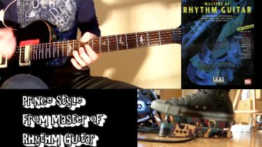 Rhythm Guitar Lesson in London. London Guitar Tutor in Kilburn