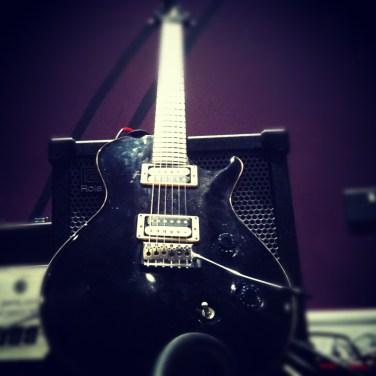 Electric Guitar Parts Diagram - Electric Guitar Lesson in London - Kilburn - Kensington - Central London -