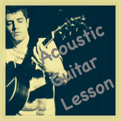 Free Online Acoustic Guitar Lesson - Learn How to Play A major Chord - Learn Guitar in London -