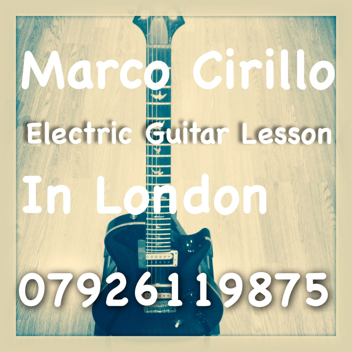 Learn Guitar in London Gloucester Road, Knightbridge, Hyde Park Corner, Green Park, Piccadilly Circus, Leicester Square, Covent Garden, Holborn, King's Cross St Pancras, Notting Hill, West Kensington Electric Guitar