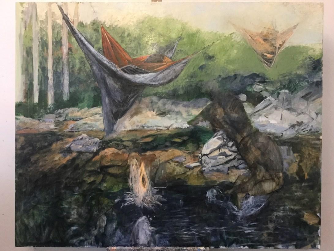 Marco Corsini work on progress 18-3-16