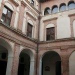 Cortile del Museo Piersanti Matelica - Fonte Internet