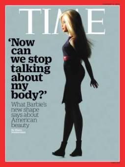 la copertina del TIME - fonte internet -