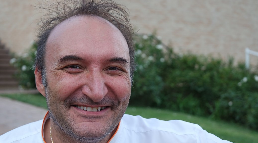 Dino Casoni e il suo sorriso