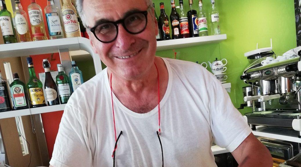 Piccadilly, Orlando Volpini ed il suo caffè speciale